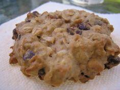 Oatmeal Applesauce Cookies, Oatmeal Breakfast Cookies, Oatmeal Cookie Recipes, Breakfast Bars, Skinny Recipes, Ww Recipes, Cake Recipes, Diabetic Recipes, Cookies