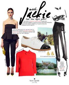 #dresscolorfully the jackie capri