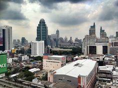 City view, Bangkok, Thailand