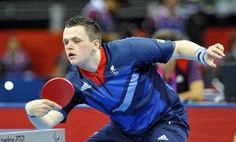 London 2012 medallists take more gold for British table tennis squad at Slovenian Open