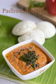 If you are bored of the regular coconut chutney or tomato chutney or onion chutney , then give this bell pepper chutney with tomatoes ...