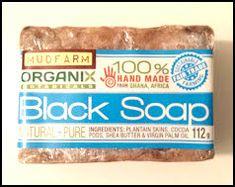 Toronto Shea Butter: Black Soap is a Natural Beauty Secret Now Availabl...
