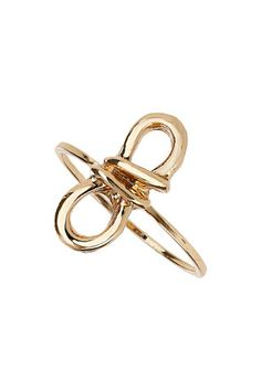 Knot Ring - Jewelry  - Bags & Accessories