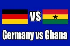 GERMANY  2 - 2  GHANA (Full-Time) -2014 FIFA World Cup, Estadio CastelaoFortaleza (BRA)21 Jun 2014 - Group stage - Group G