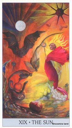 Japaridze Tarot — Джапаридзе Таро | Энциклопедия карт Таро и оракулов Rozamira