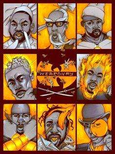Wu-Tang Clan  www.thehiphophead.net