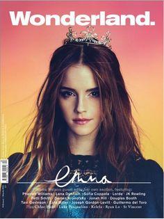 Emma Watson, Wonderland.