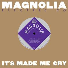 "Magnolia Electric Co. - It's Made Me Cry 7"" Released 4/19/09 Secretly Canadian, SC181 Out Of Print 7″ (limited to 1,000 copies) Tracklist: It's Made Me Cry Rock Of Ages The Compass, The Candle, The Bell Protection Spell Released for Record Store Day 2009, all proceeds benefit the Evan Farrell Memorial Fund. http://content.jasonmolina.com/post/22196244851/release-mec-itsmademecry"