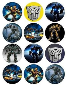 printables toppers transformers - Поиск в Google