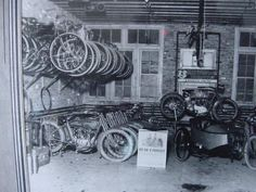 Ironhead What dealers used to look like... - Page 3 - The Sportster and Buell Motorcycle Forum - The XLFORUM®
