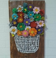 To make bouquet from pine cones is a beautiful art. Scroll down to see the beautiful pictures of flower bouquet made of pine cones. Pine Cone Art, Pine Cone Crafts, Pine Cones, Nature Crafts, Fall Crafts, Diy And Crafts, Christmas Crafts, Christmas Trees, Father Christmas