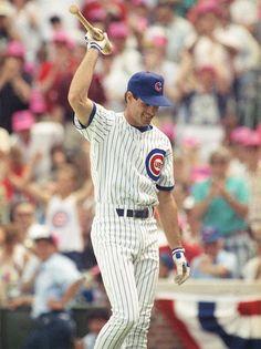 Chicago Cubs second baseman Ryne Sandberg (Peter Southwick/AP)