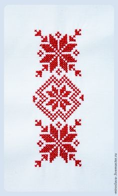 Best 12 Simple Redwork Cross stitch pattern for Borders, Bookmark or as Motifs – SkillOfKing. Just Cross Stitch, Cross Stitch Borders, Modern Cross Stitch Patterns, Cross Stitch Charts, Cross Stitch Designs, Cross Stitching, Cross Stitch Embroidery, Hand Embroidery Designs, Embroidery Patterns
