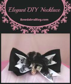 Elegant DIY Necklace