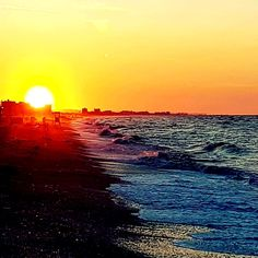 Pastel Sunset, Celestial, Beach, Outdoor, Outdoors, The Beach, Beaches, Outdoor Games, The Great Outdoors