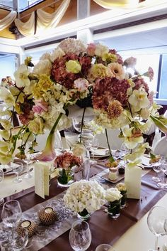 2015-05-15 Romy & Thomas Wedding Events, Weddings, South Africa, Table Settings, Flowers, Florals, Place Settings, Mariage, Wedding