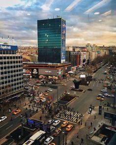Kızılay @Ankara  Tebrikler!  Fotoğraf Sahibi:...