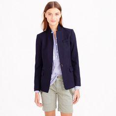 J.Crew - Petite Regent blazer