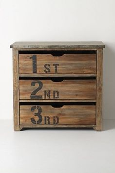 Ordinal Dresser - dressers chests and bedroom armoires - Anthropologie