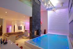 Scala Utopia in the Showroom Domotic house | AV Prestige, casas domóticas, automatización comercial y productos de audio y video.