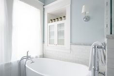 Dream tub. Part of our character home renovation on West 10th Avenue in Vancouver. *Re-pin to your own inspiration board* Character Home, Inspiration Boards, Clawfoot Bathtub, Home Renovation, This Is Us, Web Design, Interior Design, Vancouver, Nest Design