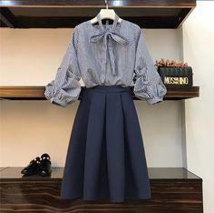 Cute Fashion, Look Fashion, Girl Fashion, Fashion Dresses, Womens Fashion, Fashion Design, Fashion Trends, Street Style Outfits, Cool Outfits