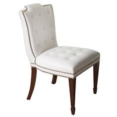 get this...THE CHAIR IS CALLED THE ATLANTACHIC....something!  Get a glamorous take on your life! - Live Like You & Marmalade Interiors