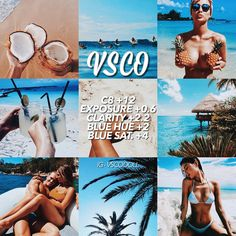 Tipo playero ll News - Vsco Filters Lightroom Presets Photography Editing Apps, Photo Editing Vsco, Photography Filters, Photoshop Photography, White Photography, Photography Books, Photography Backgrounds, Photography Lessons, Photography Courses