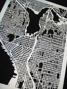 VISUAL INTERFACE Noir map reveals/shows/unlocks new Beacon locations