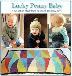 GIVEAWAY || LUCKY PENNY BABY COLLECTION FROM TANIS FIBER ARTS!!|| veryshannon.com