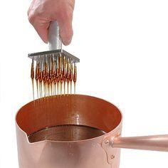 spun sugar tool