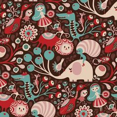 Helen Dardik. Patterns primaverales | Cherry Blog