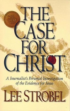 The Case for Christ: A Journalist's Personal Investigation of the Evidence of Jesus by Lee Strobel http://www.amazon.com/dp/B007YXWPZE/ref=cm_sw_r_pi_dp_XwMpwb1YG4G7R