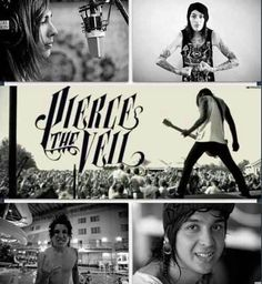 Pierce the Veil has saved my life. There not some emo band. They have heartbreaking stories behind the lyrics of there music. DONT say there music is shit! They mean the world to me.