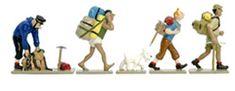 Tintin - Le coin des collectionneurs