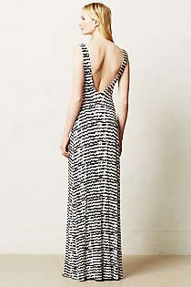 Anthropologie - Oscillate Maxi Dress