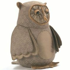 Save up to on our extensive Discount Designer Home & garden range. Limited time sale, order today to avoid disappointment. Owl Doorstop, Doorstop Pattern, Nocturne, Chicken Pattern, Funny Owls, Crochet Owls, Wise Owl, Patchwork Designs, Owls Decor