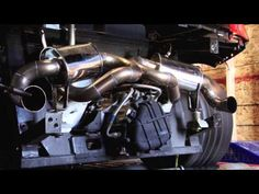 Prepare To Have An Eargasm,This is The Full Exhaust System Of Lamborghini Gallardo!!!   GT Speed