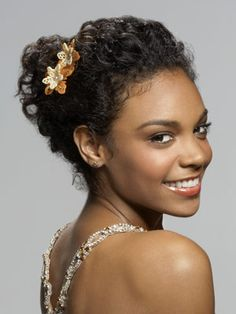 Seventeen.com's Best Tips for Coarse, Relaxed, or Natural Hair.