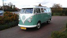 VW T1 Samba Bus - VW Veterans Coenen