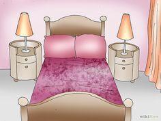 Coloca la energía fundamental y equilibrada a ambos lados de la cama. Pon dos mesas de noche a cada lado de la cama para crear un equilibrio mientras duermes. Lo ideal sería que también pongas la misma lámpara en ambas mesas de noche para que la habitación tenga luz tenue. Este equilibrio es importante para poder mantenerte centrado y en especial para mantener la igualdad en una relación, en el caso de que compartas la habitación con tu pareja.