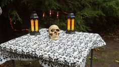 Decorating your campsite