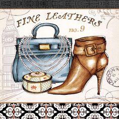 Boutique de luxe 2 CROSS STITCH PATTERN 290 by Maxispatterns