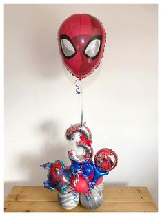 Balloon Blooms is a balloon decorating company. If you're looking for creative balloon decorations in Cardiff or Pontypridd, give me a call today. Balloon Shop, Balloon Display, Baby Balloon, Balloon Gift, Avengers Birthday, Man Birthday, Boy Birthday Parties, Birthday Balloons, Balloon Centerpieces