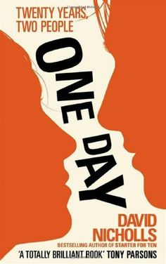One Day - David Nicholls vs. David Nicholls wrote the screenplay so here's hoping the movie lives up to the book. One Day Novel, One Day Book, This Is A Book, I Love Books, Great Books, The Book, Books To Read, My Books, Amazing Books
