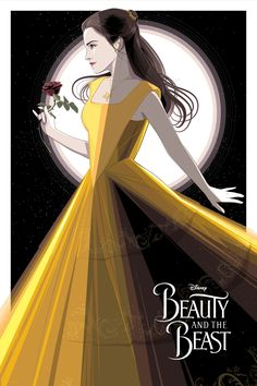 Cyclops Print Works Print #64- Beauty and the Beast by Craig Drake — LE SERIGRAPH