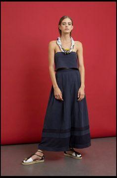 Seaside Chic: Pichulik's Hemp Clothing and Espadril Shoe Range Hemp Fabric, Brave Women, Bold Jewelry, Easy Wear, Palazzo Pants, Playing Dress Up, Formal Dresses, Chic, How To Wear