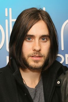 Jared Leto, Lead singer/ guitar in 30 Seconds to Mars, and still a superb actor