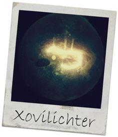 Ein Xovilicht wurde auf ein Polaroid Photo gebannt. #xovilichter
