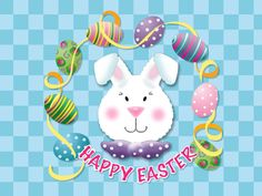 Get our Latest collection of {TOP Happy Easter wishes & Easter Sunday wishes which are handpicked and are the best to make your Happy Easter 2018 special. Happy Easter Gif, Happy Easter Wallpaper, Happy Easter Quotes, Happy Easter Wishes, Holiday Wallpaper, Easter Bunny Images, Easter Egg Pictures, Cute Easter Bunny, Hoppy Easter